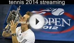 watch US OPEN tennis champions 2014 live stream