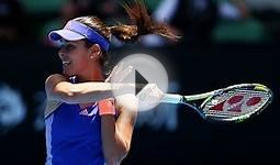 WTA Indian Wells 2015 | Ivanovic-Putintseva [LAST GAME]