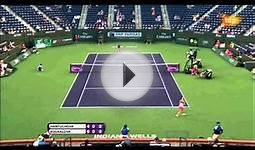 WTA Indian Wells 2015 | R1 Daniela Hantuchova - Klara