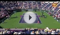 WTA Indian Wells 2015 | R3 Madison Keys - Jelena Jankovic
