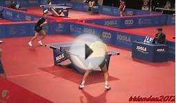 You Think Table Tennis is not a Sport Then Watch This