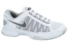 Womens Tennis Shoes on Nike Womens Zoom Courtlite 3 Tennis Shoes Pure Platinum Cool Grey