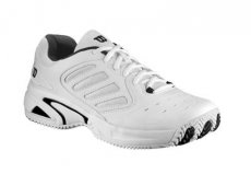 Womens Tennis Shoes on Wilson Womens Tour Quest Tennis Shoes White Black Tennisnuts Com